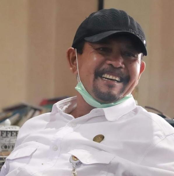 Ketua Komisi Informasi Provinsi Riau Zufra Irwan, SE/ist