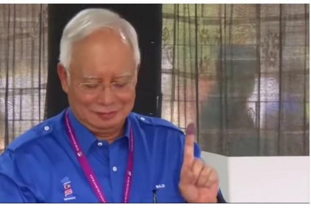 Mantan PM Malaysia Nasib Razak