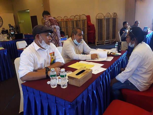 UKW angkatan CNI PWI Riau/ist