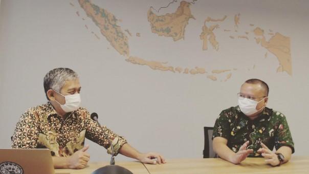 *Tofan Mahdi, Ketua Bidang Komunikasi GAPKI (Gabungan Pengusaha Kelapa Sawit Indonesia)