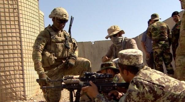 Secara Resmi AS dan NATO Mulai Menarik Pasukan Dari Afghanistan