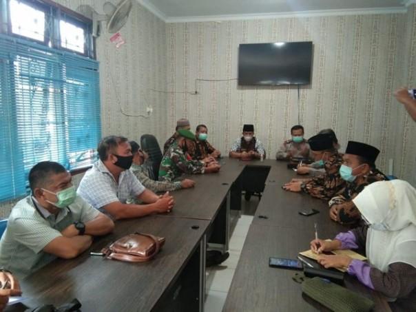 Rapat Koordinasi Posko PPKM Desa dan Kelurahan/ist
