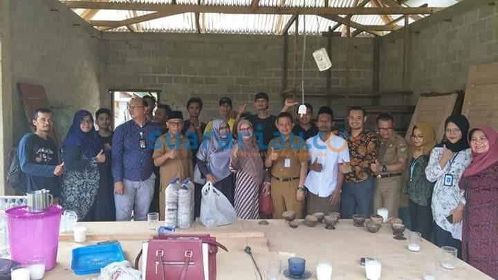 STP Riau kembali melakukan pembinaan dan pendampingan di Koto Mesjid.